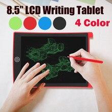 8,5 дюймовый ЖК-планшет блокнот электронный графический планшет# BO