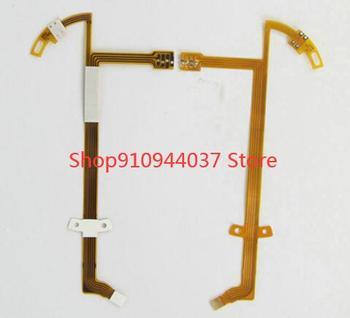 2ks / nový flex kabel s otvorem objektivu pro opravnou část Tamron SP AF 70-300 mm (pro konektor Canon)