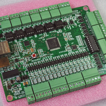 Dual-Interface-Board Motion-Control-Card Mach3 Worked Usb/ethernet CNC with 6-Axis EDG381