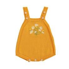 Боди для маленьких девочек; Модные подтяжки; Комбинезоны новорожденных