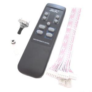 Image 3 - Mv04 alpes quádruplos motorizado controle remoto + potenciômetro de entrada 9 12 v ac placa de controle remoto