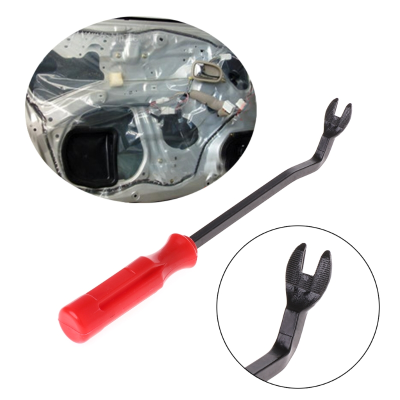 Car Door Panel Remover Upholstery Fastener Disassemble Vehicle Refit Plier Tool