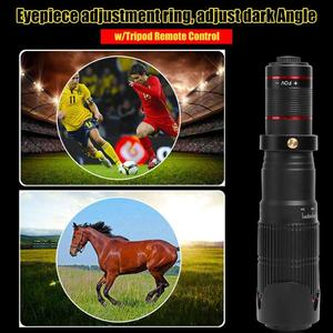 Image 4 - ALLOYSEED Universal 4K HD 36X Optical Zoom Camera Lens Telephoto Lens Mobile Telescope Phone for Smartphone Cellphone lente New