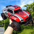 RC Auto 1/12 Spazzolato di Guida Sport Auto Auto Modello di Trasformazione A quattro ruote Motrici di Telecomando Auto Ad Alta Velocità 2.4 ghz Elettrico