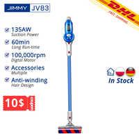 [Libre de impuestos] aspiradora JIMMY JV83, aspiradora inalámbrica de mano, aspiradora de palo inalámbrico, 20kPa