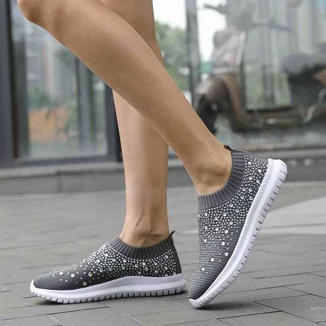 Sparkle Sneakers Pa Hende Muhe 2