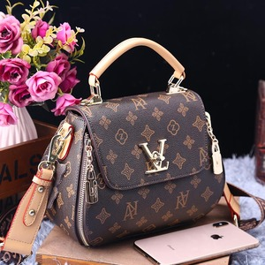 2020 New Brand Fashion Printed Leather Handbag Casual One Shoulder Messenger Big Bags High Quality Women Purse and Handbags