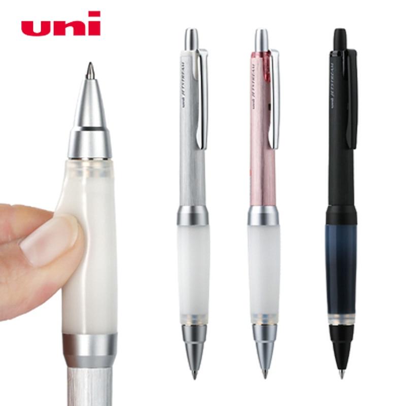 Япония Uni SXN-1000 металлическая шариковая ручка Jetstream антиусталость мягкая ручка 0,7 мм шариковая ручка пополнение студенческие офисные канцелярские принадлежности