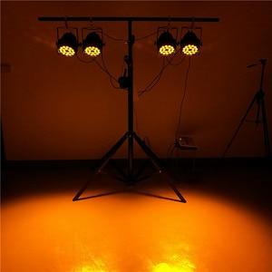 Image 5 - 18X18W/18x15W/18x12W Par Light Aluminum Nightclub Bar Event Wash Lighting DJ Disco Party Stage Lighting SHEHDS Led Spotlight