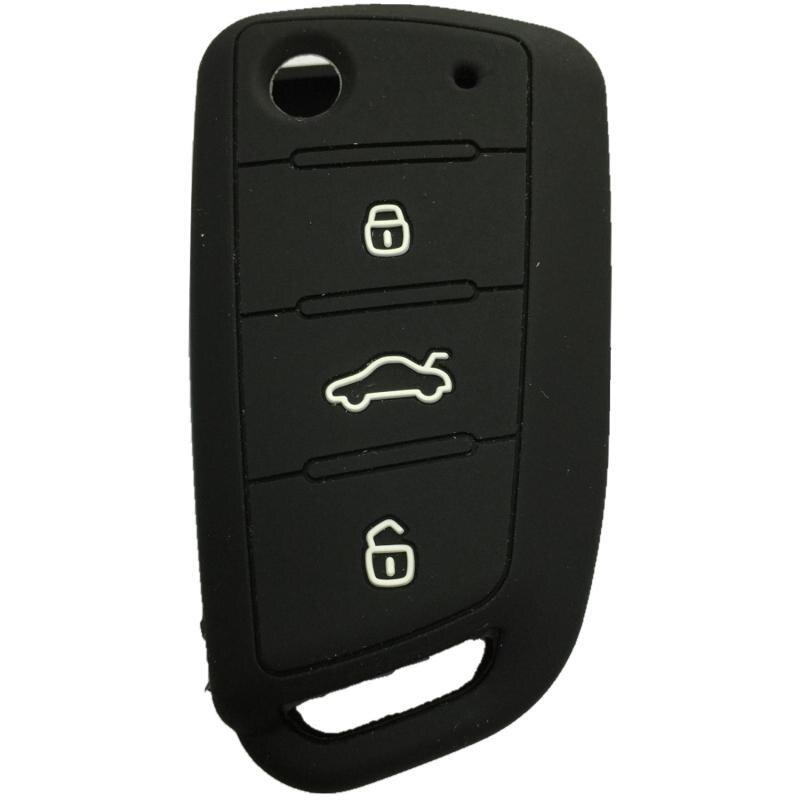 Wholesale New JAC Refine S3 Refine S2 Second Generation S5 Silicone Key Car Key Cover