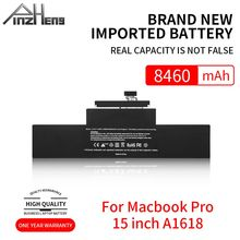 Laptop-Battery A1618 A1398 Apple Macbook PINZHENG for Pro 15inch Retina with Tools New