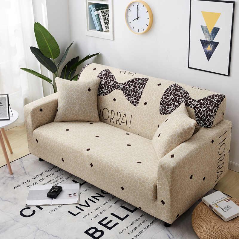 Urijk стрейч диван мебель протектор Чехлы полиэстер Loveseat Ipad Mini 1/2/3/4-seater крышка кресла для Гостиная