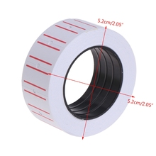 1 Roll(500 Labels) White Self Adhesive Price Label Tag Sticker Office Supplies все цены