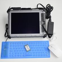 Прочный планшет лучшего качества для Xplore Ix104 I7 и 4g диагностический ноутбук установлен хорошо с mb star c4 программного обеспечения V2019.12 mb c5 star