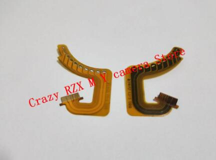 3PCS New Lens Bayonet Mount Ring Contactor Flex Cable For Sony 16-50 Mm 16-50mm F3.5-5.6 OSS Camera
