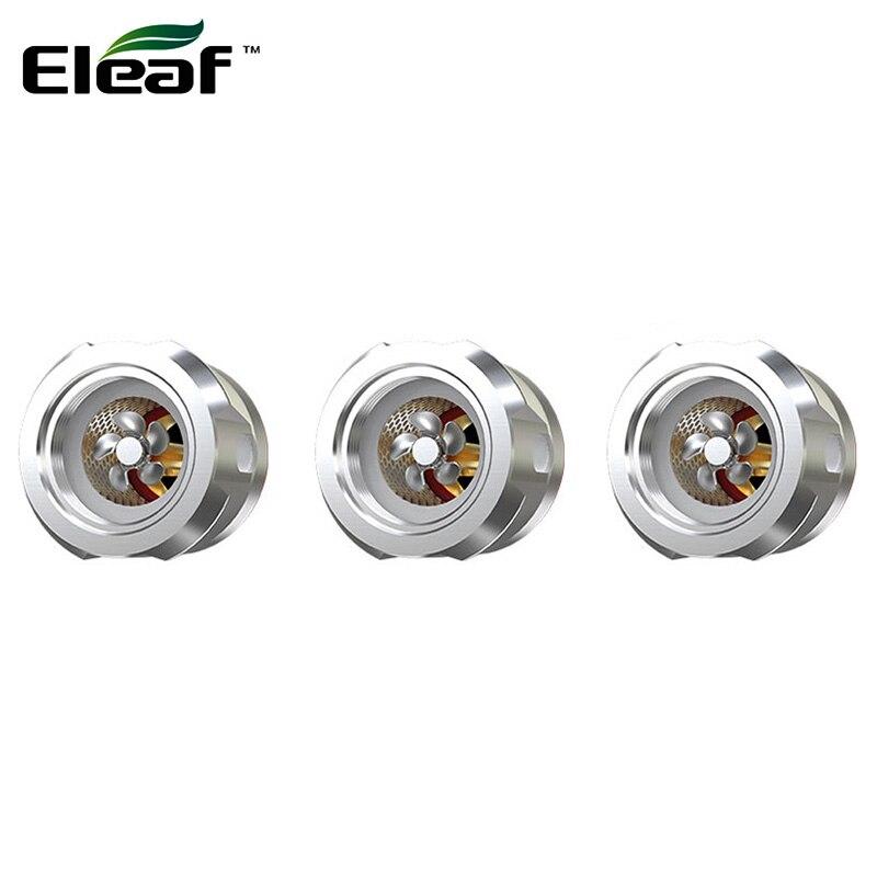 6/3pcs Original Eleaf HW-T Coil 0.2ohm Turbine Mesh Coil For E Cigarette Eleaf Rotor Subohm  Vape Tank HW T Core Vaporizer