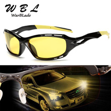 WarBlade New Men Polarized Sunglasses Stylish Sun Glasses Male 100% UV400 2019