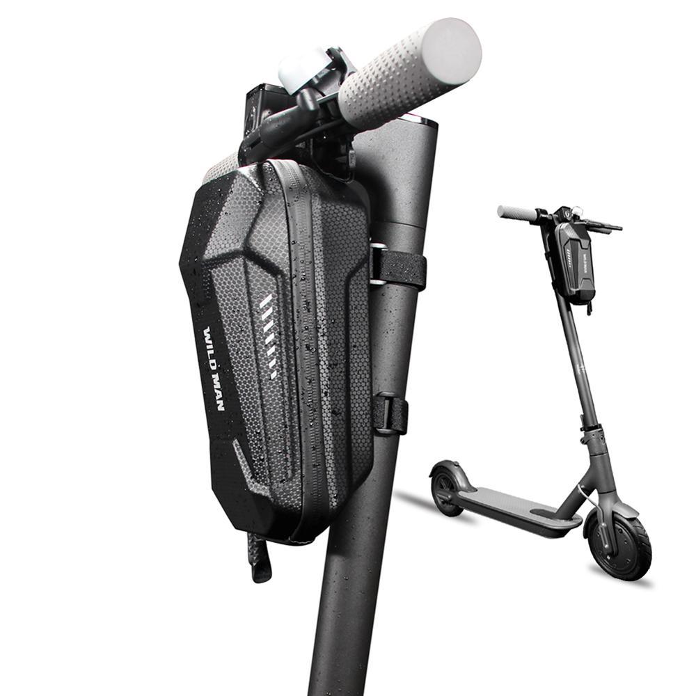 Elektrische Scooter Voor Tas Voor Xiaomi Mijia M365 Segway Ninebot ES2 Accessoires Hoofd Handvat Tas Lader Tool Opslag Opknoping Tas