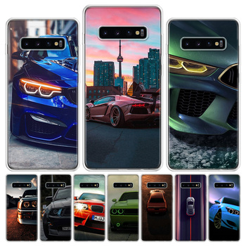 Blue white black For BMW!! Phone Case For Samsung Galaxy S6 S7 S8 S9 S10 S10E S20Ultra Plus Lite J4 J6 J8Plus Note 8 9 10 Plus C image