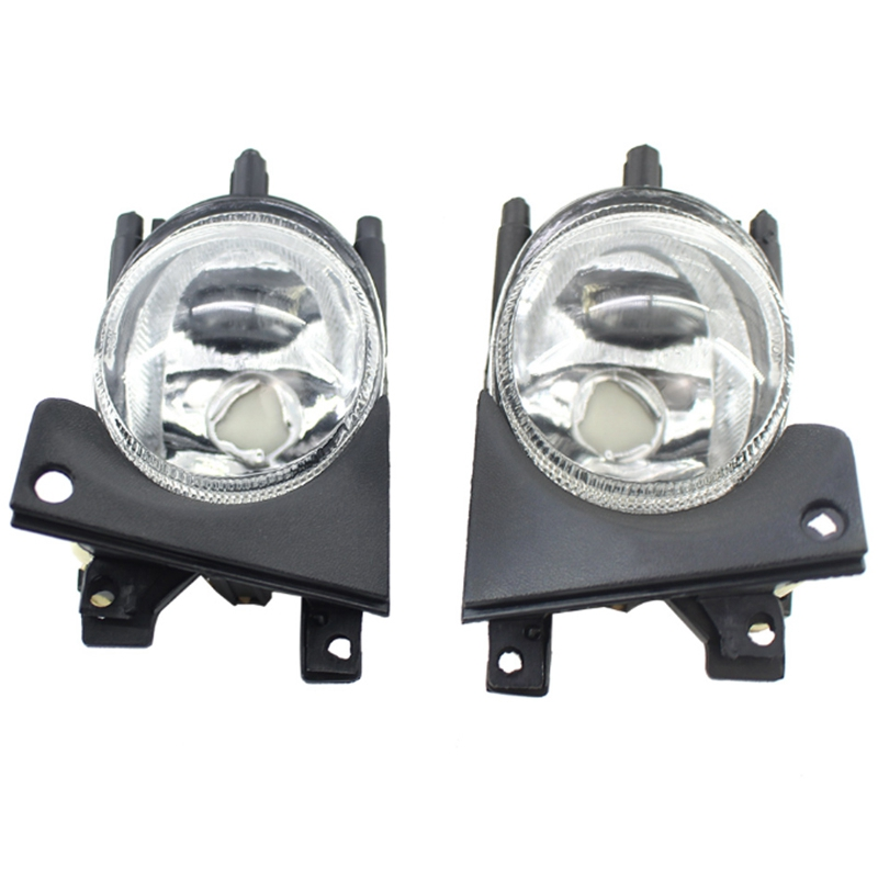 1 Pair Left &Right Front Fog Light Without Bulbs Replacement Kit for Bmw E39 1999-2004 Car Accessories Car Styling