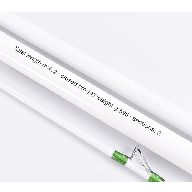Super best 100% Original High-carbon fiber Surf casting rods Fishing Rods cb5feb1b7314637725a2e7: golden 2PCS|multi 2PCS|white 2PCS