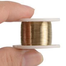 Separador de tela lcd 100m/rolo, fio de corte de liga de molybdenum, reparo para smartphone p0.11