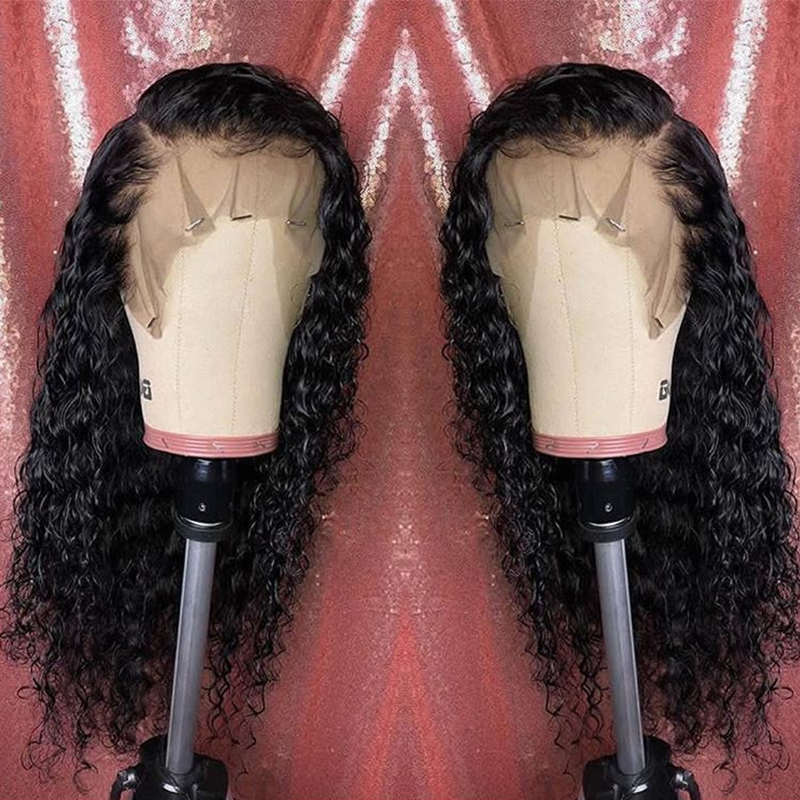 150% Kinky Curly 13x6 Lace Front Human Hair Wigs
