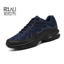2020 gorące buty do biegania dla mężczyzn Mesh Jogging trening gimnastyczny Outdoor Fitness Max INS marka projekt rozmiar 39-47 męskie sportowe trampki