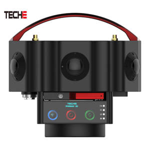TECHE PHIIMAX3D 360 Professional VR Camera