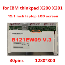 121 дюймовый b121ew09 v3 ltn121at07 lp121wx3 ноутбук дисплей