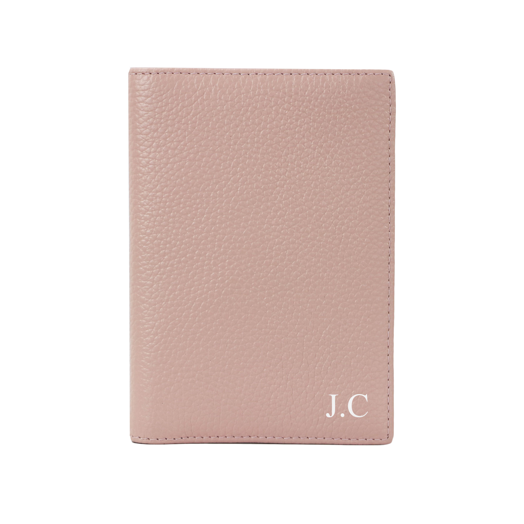 Fashion Case Passport Holder Real Leather Pebbled Passport Cover Portable Boarding Cover Travel Accessories Passport Travel Bag
