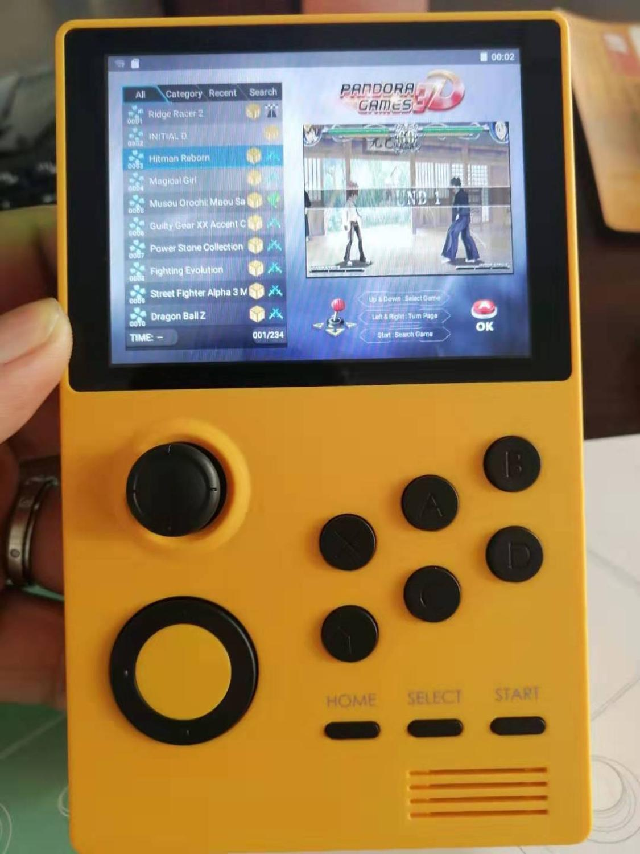 pandora console portable
