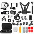 Для Xiaomi Mijia, Спортивная Экшн-камера, аксессуары, комплект, водонепроницаемый корпус, чехол, сумка для хранения, УФ-фильтр, рамка, оболочка, кры...