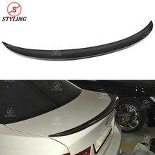 E90 M3 335i Spoiler Wing For BMW E90 320i Carbon Fiber Rear trunk spoiler Performance Style 2005 2006 2007 2008 2009 2010 2011 стоимость
