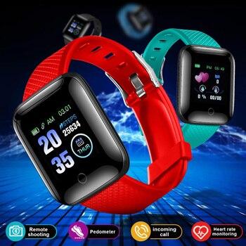 Unisex Fashion Sport Smart-watches
