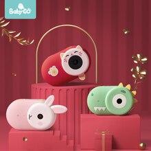 BabyGo Children Camera Toy 9 Languages Supporte 32G 1080P Digital Video Photo Camera Kids Educational Toys Student Birthday Gift