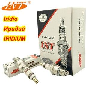 4 pçs/lote INT HIX-BP7 popa iate vela de ignição IRIDIUM para W7BC L78YC IWF22 W22FPU10 BP7HIX BPR7HIX BP7HS B7HS-10 BR7HS B6HS