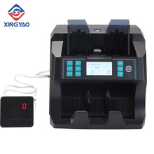 UV/MG/IR/DD 100-240V Wide Voltage Front-loading Money counter USD EUR  Peru Canadian Billnote Counting Machine