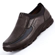Breathable Sneakers Footwear Walking-Shoes Lightweight Male Fashion Luxury Brand 38-48