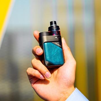 Vaporesso – Cigarette électronique Swag PX80, Kit 80W, Pod Mod, cartouche 4ml, 0,2 ohm, 0,3 ohm, GTX Mesh Coil, vapotage