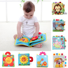Soft Books Infant Early cognitive Development My Quiet Bookes baby goodnight educational Unfolding Cloth Book Activity Book DS19 my baby animals sticker activity book