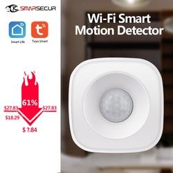 Motion PIR Sensor Detector WIFI Movement Sensor Smart Life APP Wireless Home Security System