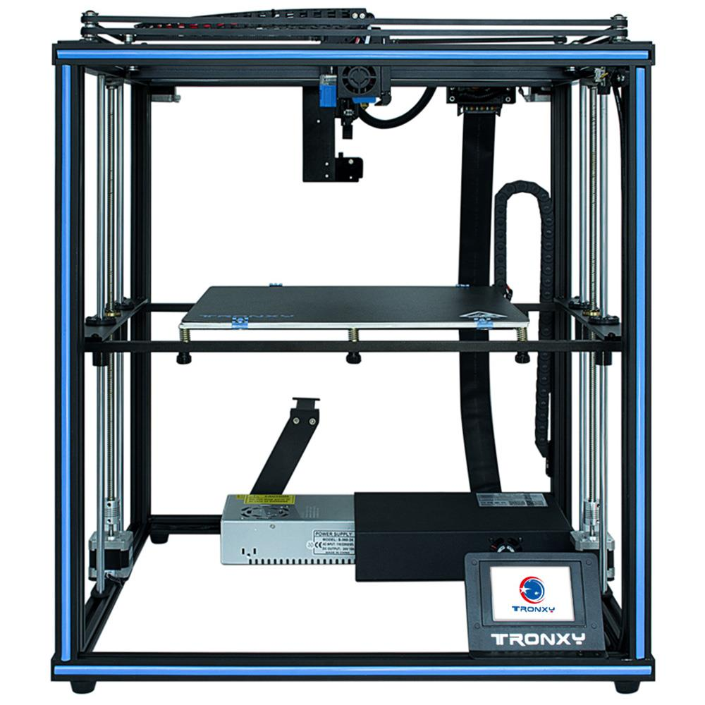 [Pre-sale]TRONXY X5SA Pro Industrial 3D Printer Ultra Silent Motherboard + Titan Extruder Automatically Leveling with Industrial