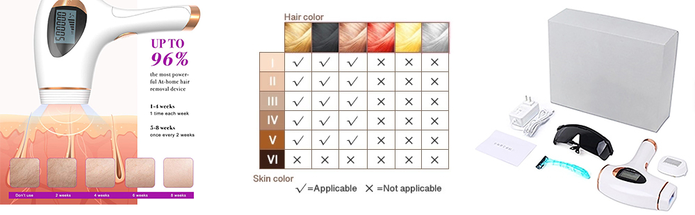 Ipl лазерная эпиляция Перманентный удалитель волос импа Ульс