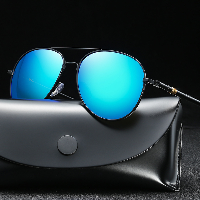 2019 New Polaroid Sunglasses Men Polarized Driving Sun Glasses Mens Sunglasses Brand Designer Fashion Oculos Male Sunglasses Wd1