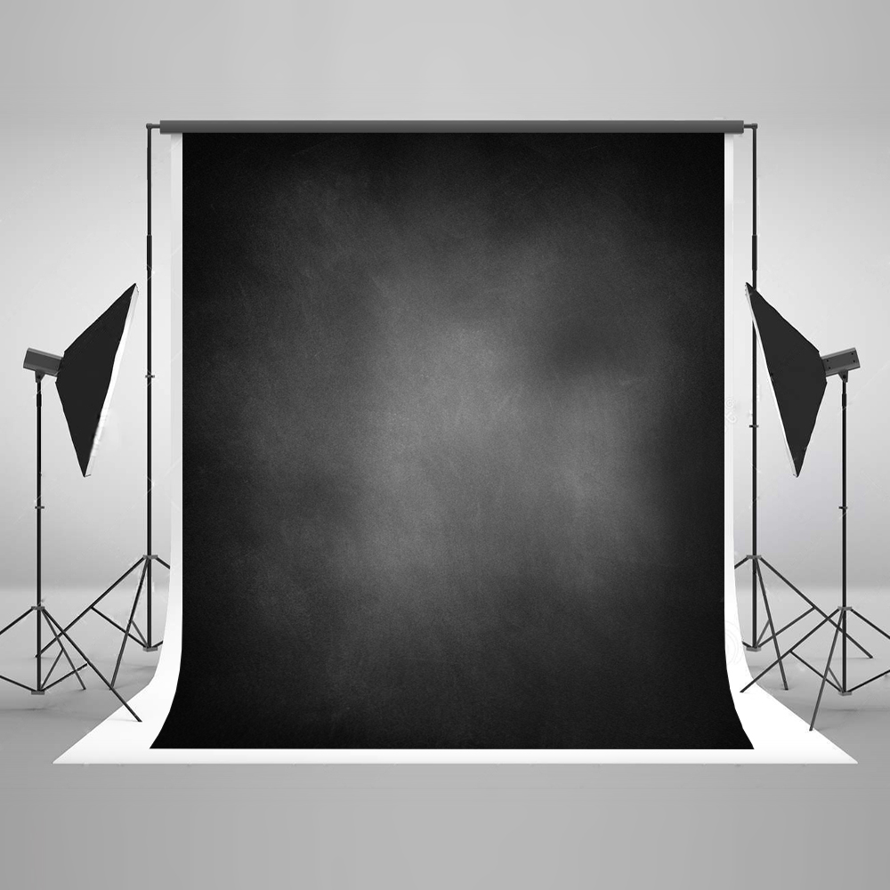 VinylBDS 10X10FT Photography Backgrounds Black Texture Photo Backdrops Wall Backdrops Stage Background For Children Photo Studio|photography background|background for children|background black - title=