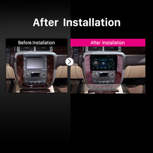 "Image 5 - Harfey 9 ""android 9.0 gps carro navi rádio 2din para 2007 2012 gmc yukon/acadia/tahoe chevy chevrolet tahoe/suburban buick enclave"