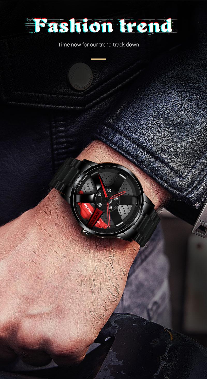 H8cca868eb06e48098ff2ceecc543def6q NEKTOM Men's Watch Waterproof Sport Watch