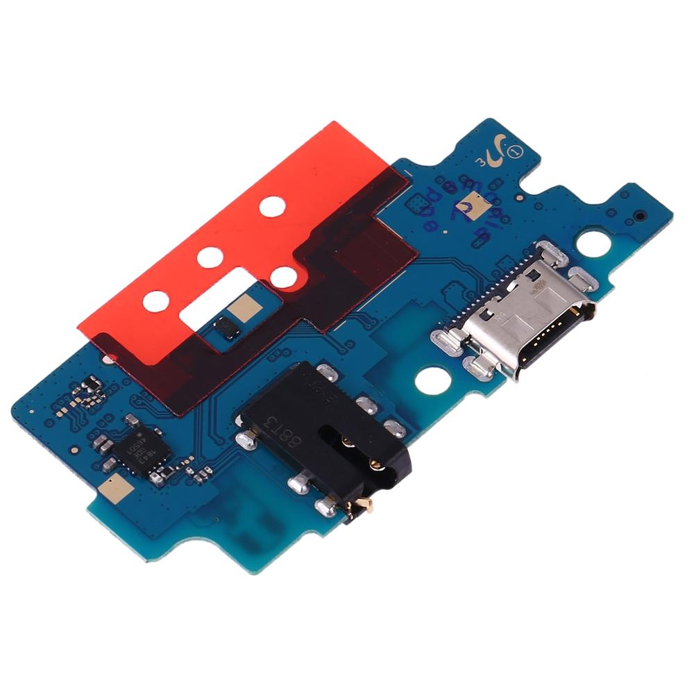 Connector Board Parts Flex Cable For Samsung Galaxy A20 SM-A205F Replacement USB Charging Port Board
