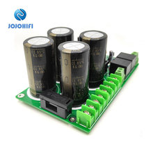 С алюминиевой крышкой 63В 6800 мкФ ac33 40v выпрямителя фильтровальная